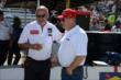 Bobby Rahal with Al Unser Jr. -- Photo by: Jim Haines