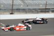 Juan Montoya and Will Power -- Photo by: Jim Haines
