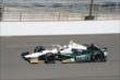 Ed Carpenter on track -- Photo by: Jim Haines