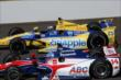 Takuma Sato and Marco Andretti -- Photo by: Leigh Spargur