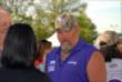 Larry the Cable Guy visited IMS -- Photo by: Mike Young