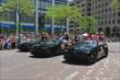 500 Parade in downtown Indianapolis -- Photo by: Dana Garrett