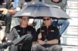 Will Power and Helio Castroneves -- Photo by: Jim Haines