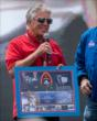 Mario Andretti during his Q&A -- Photo by: Karl Zemlin