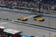Ryan Hunter-Reay and Helio Castroneves -- Photo by: Bret Kelley