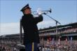Taps is performed at IMS -- Photo by: Chris Jones