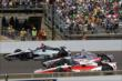 The start of the Indianapolis 500 -- Photo by: Chris Jones