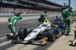 Ed Carpenter in pit lane -- Photo by: Dana Garrett