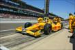 Ryan Hunter-Reay -- Photo by: Doug Mathews