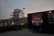 Early morning at IMS -- Photo by: Eric McCombs