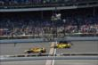 Ryan Hunter-Reay wins the Indianapolis 500 -- Photo by: John Cote