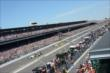 The start of the Indianapolis 500 -- Photo by: Jim Haines