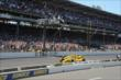 Ryan Hunter-Reay wins the Indianapolis 500 -- Photo by: Jim Haines