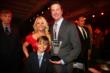 Kurt Busch with his family and the 2014 Sunoco Indy 500 Rookie-Of-The-Year Award -- Photo by: Chris Jones