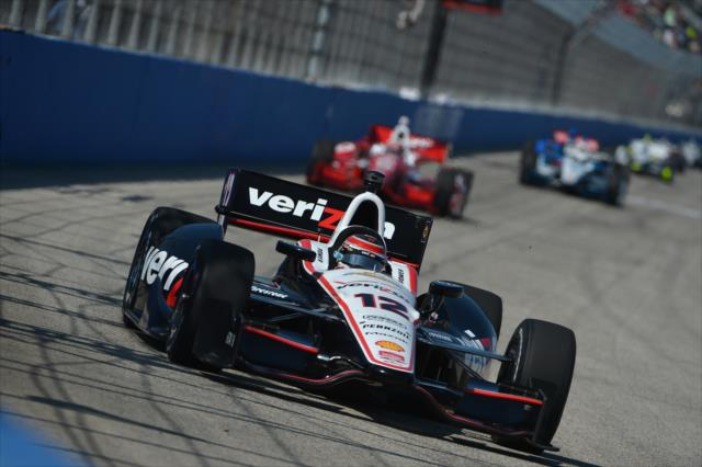 Milwaukee. indycar.com, Chris Owens