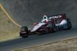 Helio Castroneves on course during the GoPro Grand Prix of Sonoma at Sonoma Raceway -- Photo by: Chris Owens