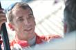 Justin Wilson chats in his pit stand prior to the GoPro Grand Prix of Sonoma at Sonoma Raceway -- Photo by: Chris Owens