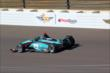 Indianapolis 500 Practice - Monday, May 23, 2016