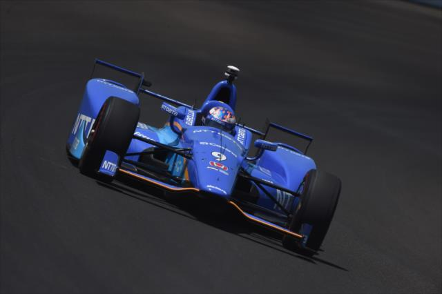 Scott Dixon. indycar.com; Chris Owens
