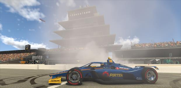 First Responder 175 presented by GMR at Indianapolis - INDYCAR iRacing Challenge