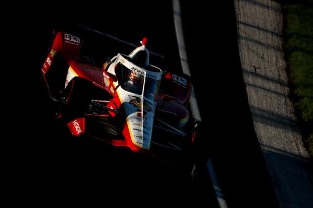 Indianapolis 500 Aero Testing - Friday, October 30, 2020