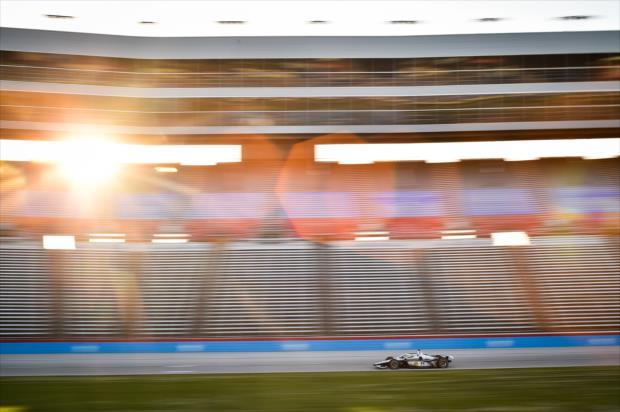 INDYCAR Testing - Texas Motor Speedway - Wednesday, March 31, 2021