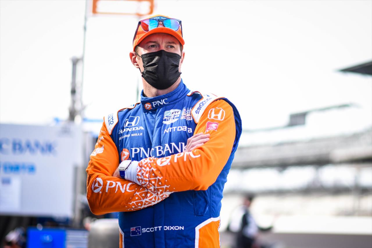 Scott Dixon segue como o homem a ser batido (James Black/Indycar)