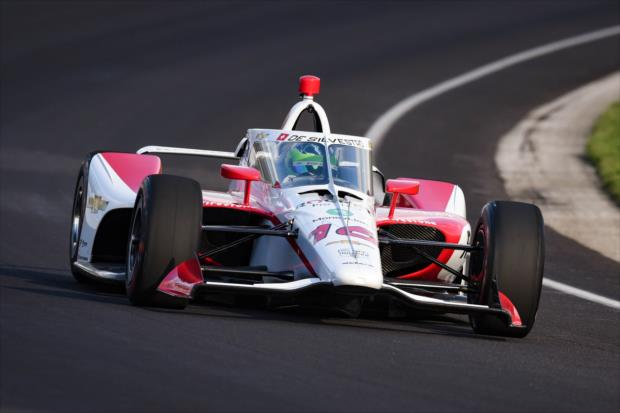 Indianapolis 500 Open Test - Thursday, April 8, 2021