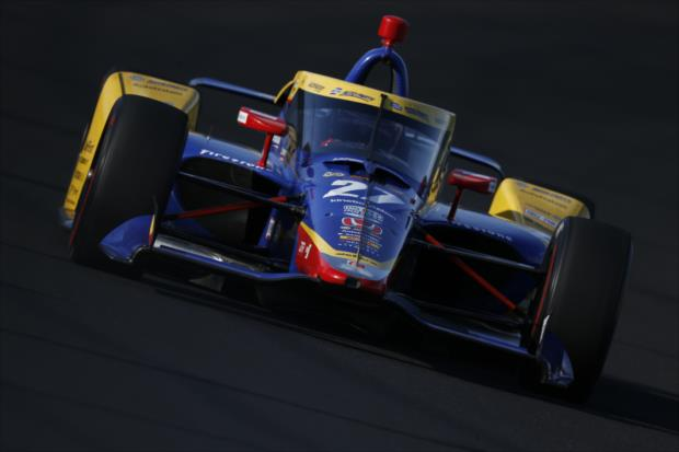 Indianapolis 500 Open Test - Friday, April 9, 2021