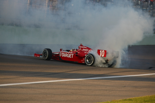 Homestead. indycar.com; Jim Haines