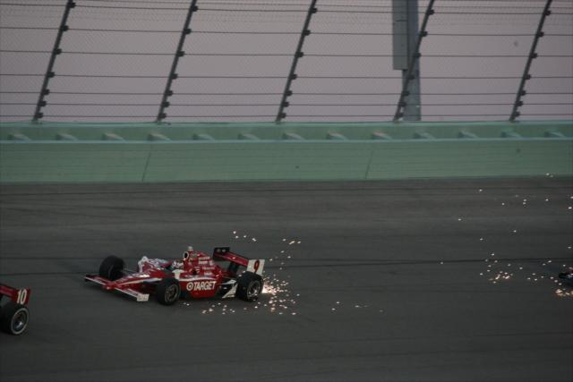 Vittoria nel gran finale di Homestead. indycar.com, Chris Jones