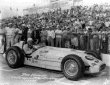 Don Edmunds in the #92 McKay Special (KK500G/Offy) after qualifying for the 1957 Indianapolis 500. -- Photo by: No Photographer