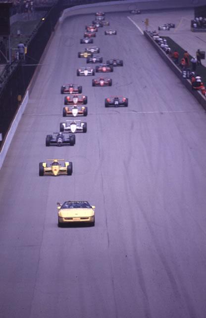 Ancora alla Indy500, dove chiude terzo. indycar.com