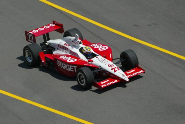 Una Indy500 poco entusiasmante si chiude all'11° posto. indycar.com