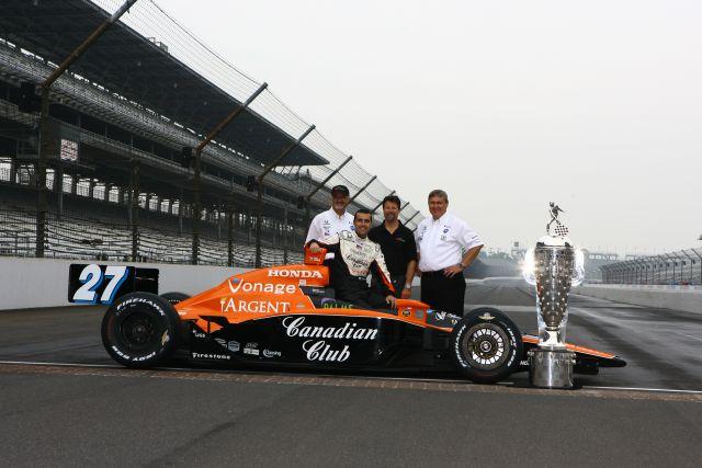 Indianapolis. indycar.com; Jim Haines