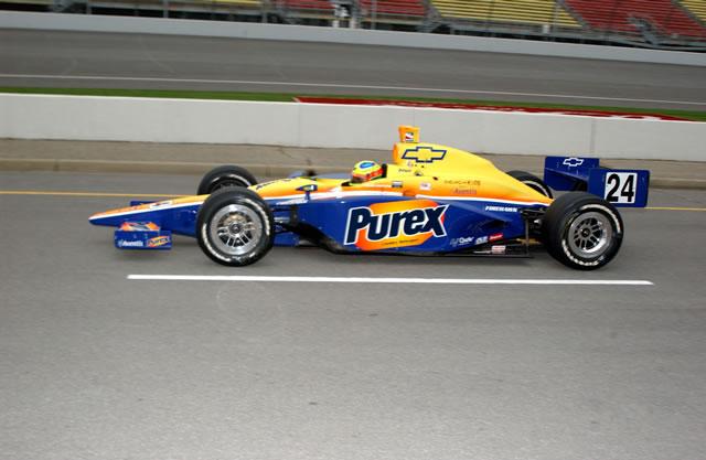 Indycar.com; Steve Snoddy, 2004