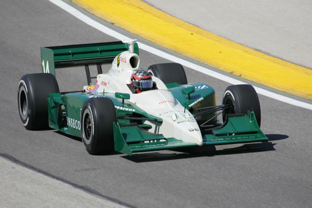 Indycar.com; Ron McQueeney, 2004