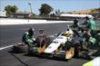 The Ed Carpenter Racing team of Mike Conway go to work during the GoPro Grand Prix of Sonoma at Sonoma Raceway -- Photo by: Chris Jones