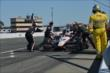 The Team Penske crew of Will Power go to work during the GoPro Grand Prix of Sonoma at Sonoma Raceway -- Photo by: John Cote