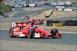 Scott Dixon heads towards Turn 10 during the GoPro Grand Prix of Sonoma at Sonoma Raceway -- Photo by: John Cote