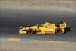Ryan Hunter-Reay heads towards Turn 3 during the GoPro Grand Prix of Sonoma at Sonoma Raceway -- Photo by: Joe Skibinski