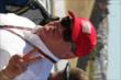 A confident Chip Ganassi during pre-race festivities for the GoPro Grand Prix of Sonoma at Sonoma Raceway -- Photo by: Richard Dowdy