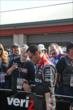 Helio Castroneves with some fans in the paddock prior to the GoPro Grand Prix of Sonoma from Sonoma Raceway -- Photo by: Richard Dowdy