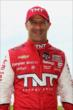 Tony Kanaan in the TNT Energy Drink colors for the Iowa Corn Indy 300 at Iowa Speedway -- Photo by: Chris Jones