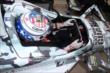 Graham Rahal is strapped in for practice for the Iowa Corn Indy 300 at Iowa Speedway -- Photo by: Chris Jones