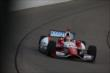 Justin Wilson enters Turn 1 during practice for the Iowa Corn Indy 300 at Iowa Speedway -- Photo by: Chris Jones