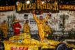 Ryan Hunter-Reay celebrates his victory in the Iowa Corn Indy 300 at Iowa Speedway -- Photo by: Chris Jones