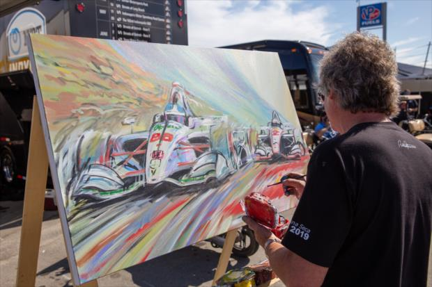 Firestone Grand Prix of Monterey - Sunday, September 22, 2019