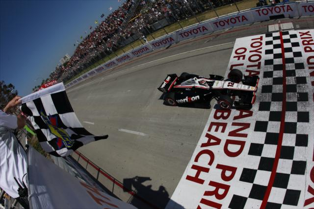 Long Beach. indycar.com, Lat Photo USA