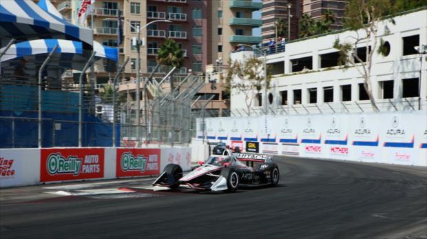 Acura Grand Prix of Long Beach - Saturday, September 25, 2021
